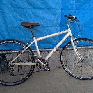 クロスバイク CHEVAUX 700C アルミ 21速 4…