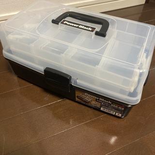 工具箱 シェルフパワー350-g2 ブラック
