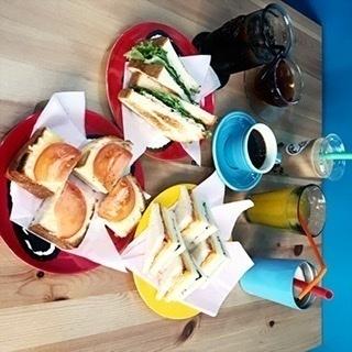 アメリカ雑貨とちょいカフェ