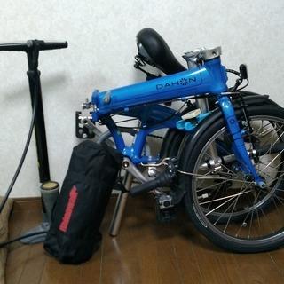 DAHON 折りたたみ自転車20インチ