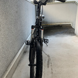 HUMMER 折りたたみ式自転車