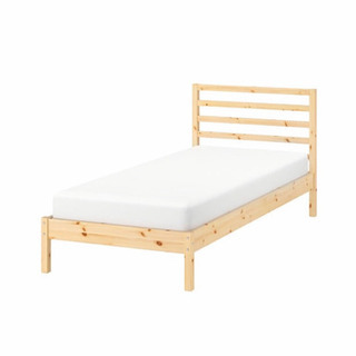 IKEA セミダブルベッドフレーム のみ TARVA(タルヴァ)