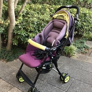【 未使用 美品 】ベビーカー PXR Mama ハピ A型