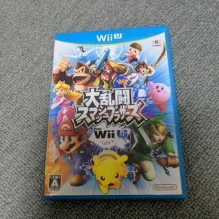 WiiU 大乱闘スマッシュブラザーズ ソフト