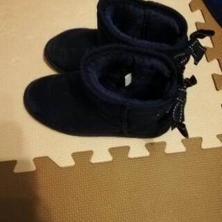 ムートンブーツ - 靴/バッグ