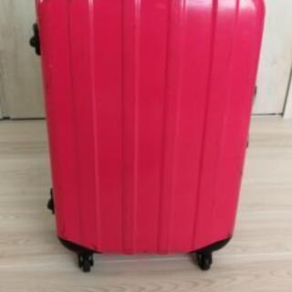 スーツケース TSAロック鍵付き