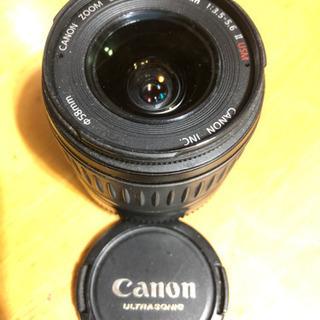 再出品Canon キャノン標準レンズ18-55mm
