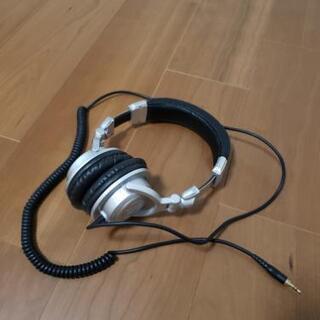 中古 オーディオテクニカヘッドフォン(ath-pro500)
