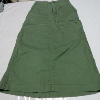 ユニクロXSサイズのスカート