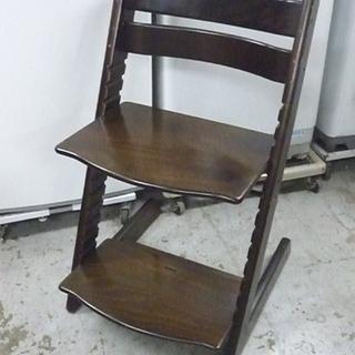 ストッケ トリップトラップ ベビーチェア 木製 子供椅子 高さ調...