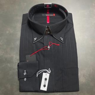 【新品】黒カッターシャツ