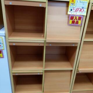 0113-02 ディスプレイラック 本棚 78×39×128(cm) 福岡糸島唐津の画像