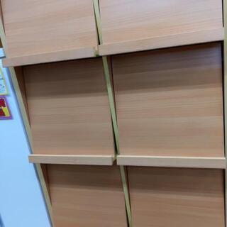 0113-02 ディスプレイラック 本棚 78×39×128(cm) 福岡糸島唐津 - 家具