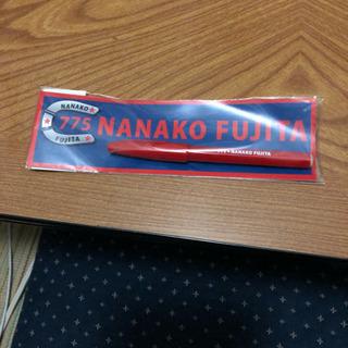 100勝達成‼️藤田菜七子の赤ペンです。