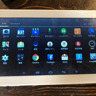 10インチ中国タブレット 完動品