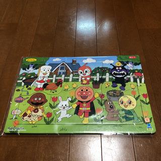アンパンマンのパズル☆