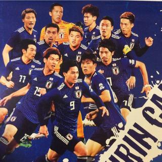 2020サッカー日本代表カレンダー - 三鷹市