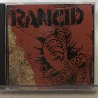 "【CD】RANCID "" LET'S GO "" 【メロコア】"