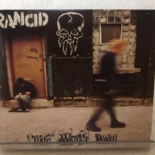 "【CD】RANCID "" Life Won't Wait "" 【..."