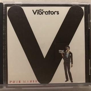 "【CD】THE VIBRATORS "" PURE MANIA ""..."