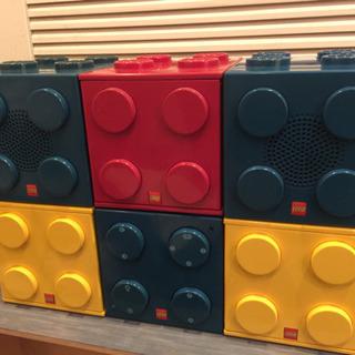 LEGO かわいい CDコンポ と小物入れ