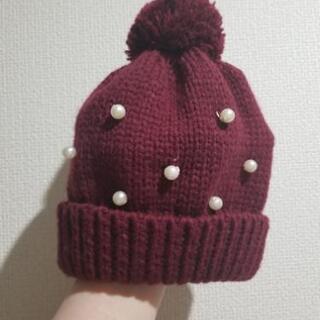 ☆美品☆レディースのニット帽