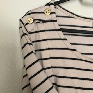 ペプラム授乳服