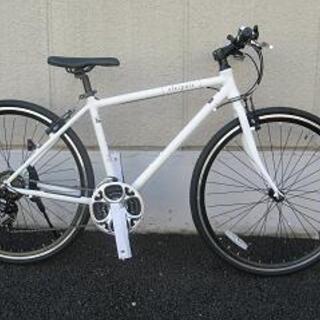 〔新品大特価〕アルミフレームクロスバイク(シマノ製外装21段変速...