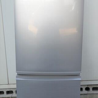 シャープ 冷蔵庫 SJ-D17E-S 18年製