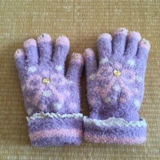 手袋 女の子