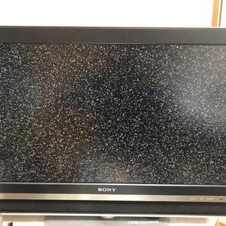 テレビ SONY BRAVIA 32型 ジャンク
