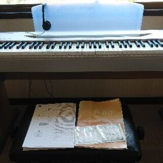 ヤマハ 電子ピアノ P-60