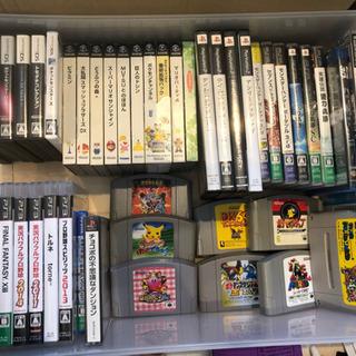 ゲームソフト色々
