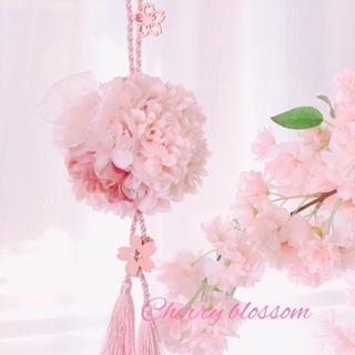 桜ボールブーケ🌸他春のアレンジメント