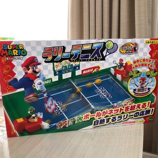 開封のみ新品同様 マリオのラリーテニス