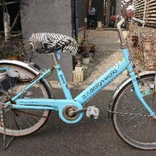 a.n.design-works 20インチ 子供用自転車