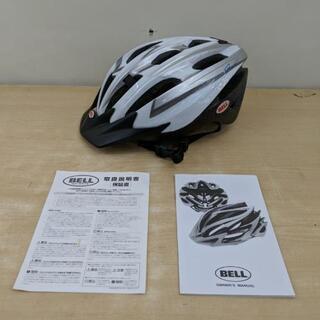自転車用ヘルメット BELL TRITON 美品