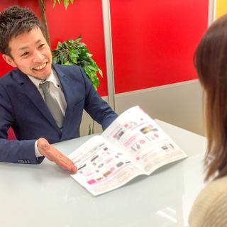 転勤なし!事業拡張で急募!週休2日PRスタッフ21.4万円~ 映...