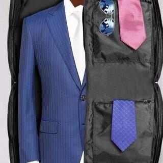 新品 ガーメントバッグ ガーメントケース スーツ用 収納ケース...