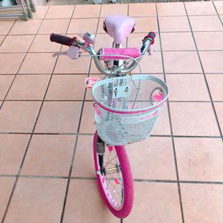 18インチの子供用自転車ハードキャンディ