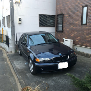 BMW 318i E46 車検3/15まで