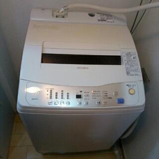 7キロ全自動洗濯◇◇◇三菱