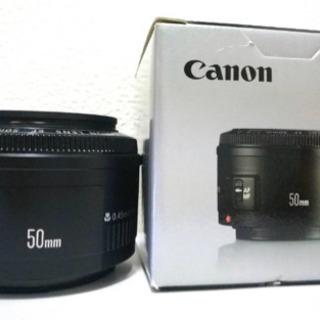 Canon 単焦点 レンズ ❗️Canon EF50mm F1....