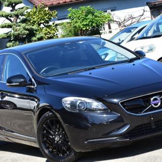 必見♪2013yVOLVO・V40/上級モデル/T4 SE/セ-...