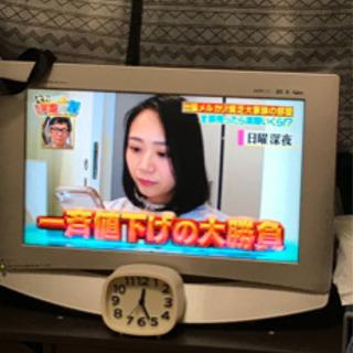 17インチ テレビ