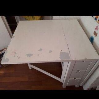 IKEA イケア 折り畳み テーブル 机 椅子 ノールデン NO...