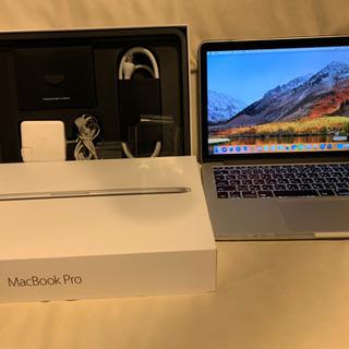 MacBook Pro 13インチ 2014 程度良 used