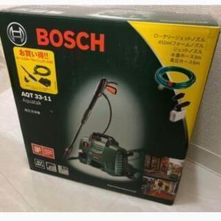 BOSCH 高圧洗浄機 AQT33-11J3の画像