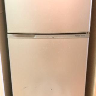 お譲り先決定致しました【0円】美品 AQUA冷蔵庫 冷蔵庫