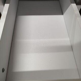 ニトリ 細い棚  - 家具